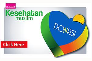 donasi leaflet gratis Majalah Kesehatan Muslim