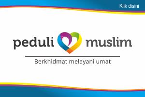 peduli muslim berkhidmat untuk ummat